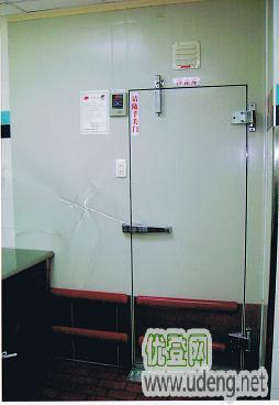 我公司安装冷库图例