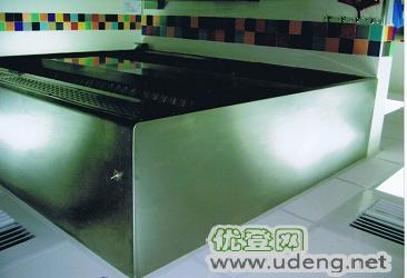 为客户安装的既美观又实用的冷藏设备