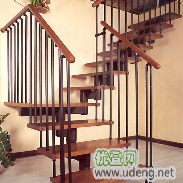 钢木楼梯,霸州楼梯,楼梯配件