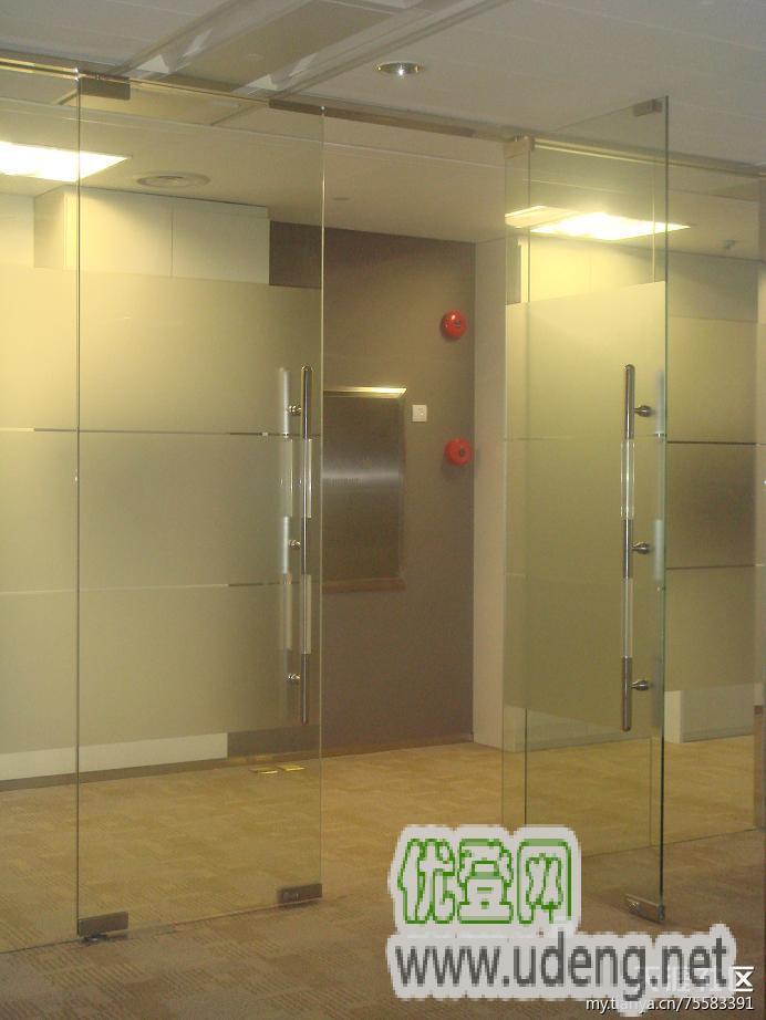 北京无框玻璃门安装哪家的好