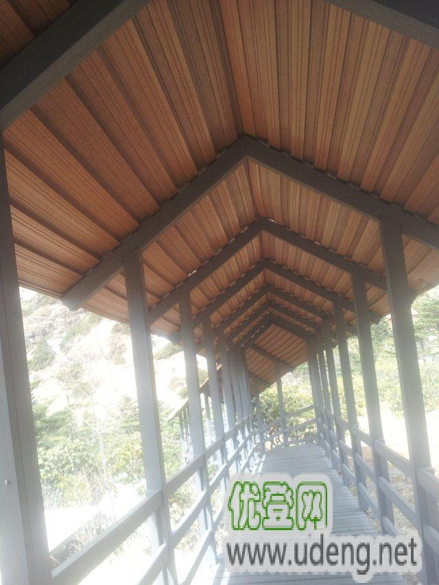 四川成都防腐木 生态木 厂家 批发 免运输 包安装