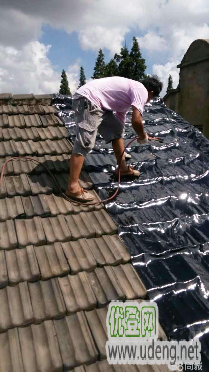 专修各种屋顶、阳台、飘窗、天沟、阳光房、卫生间防水 补漏工程