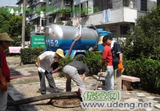 上海闵行区专业管道疏通 市政清淤 抽粪吸污 下水道马桶疏通