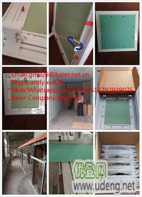 石膏板,pvc天花板,龙骨,木板,零醛材料,检修口