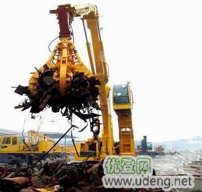 广州钩机抓钳器订制厂家-图片